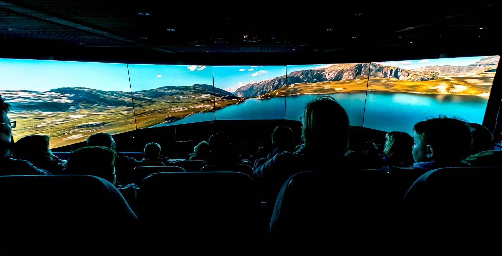 Panoramafilm - Norsk Natursenter