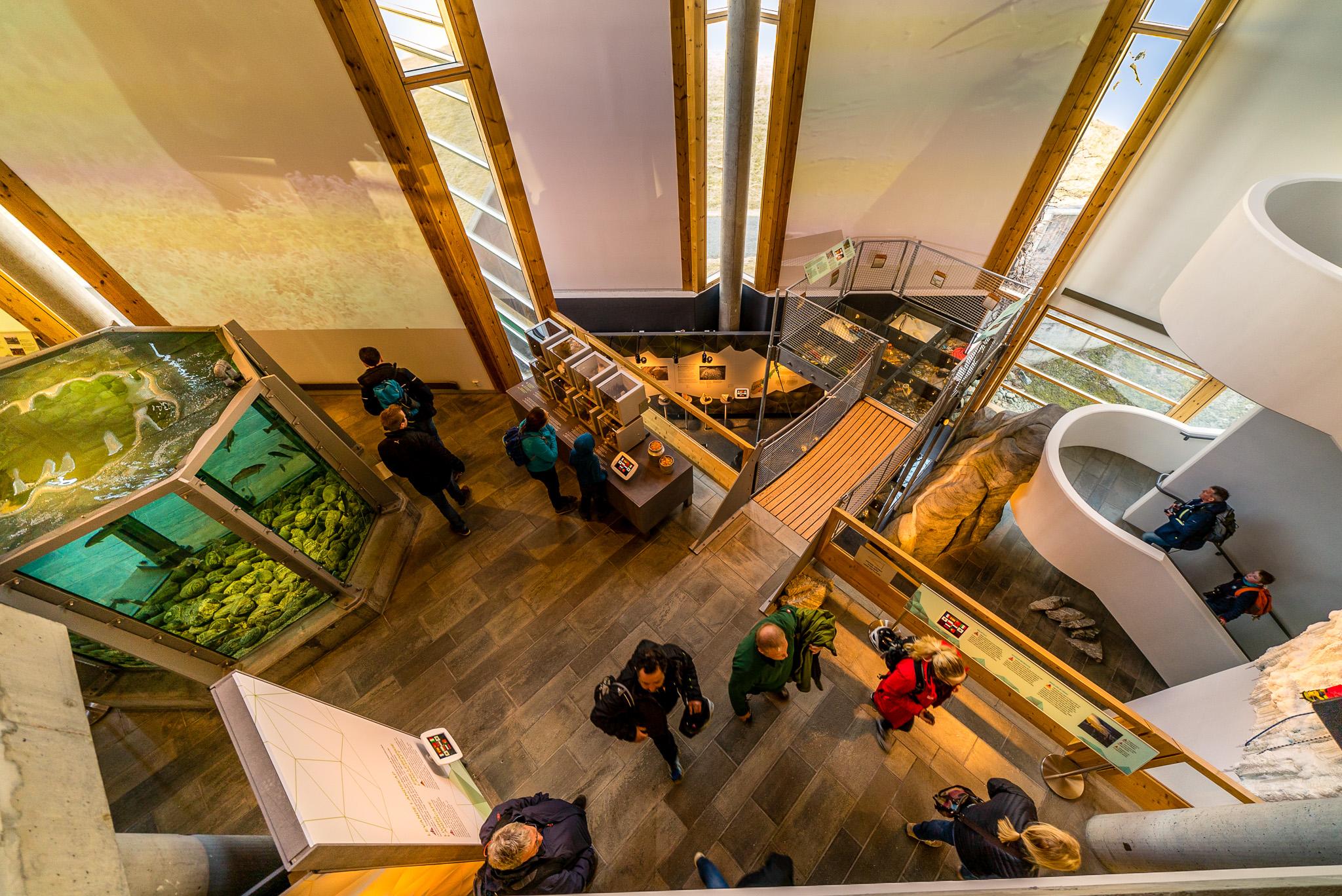 Utstilling - Norsk Natursenter